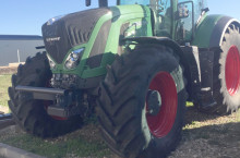 Fendt 936 Power Plus S4 - Трактор БГ