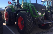 Fendt 939 Vario Power Plus S4 - Трактор БГ