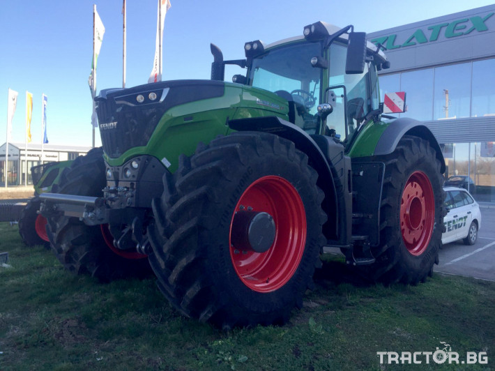 Трактори Fendt 1042 Vario Pоwer Plus 0 - Трактор БГ