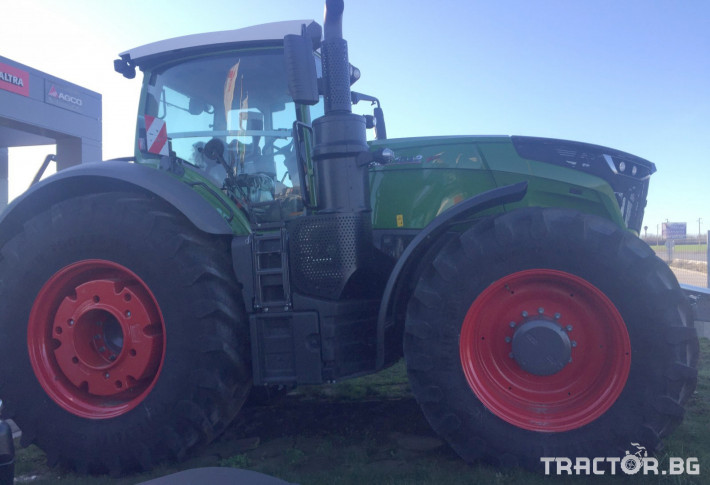 Трактори Fendt 1042 Vario Pоwer Plus 2 - Трактор БГ