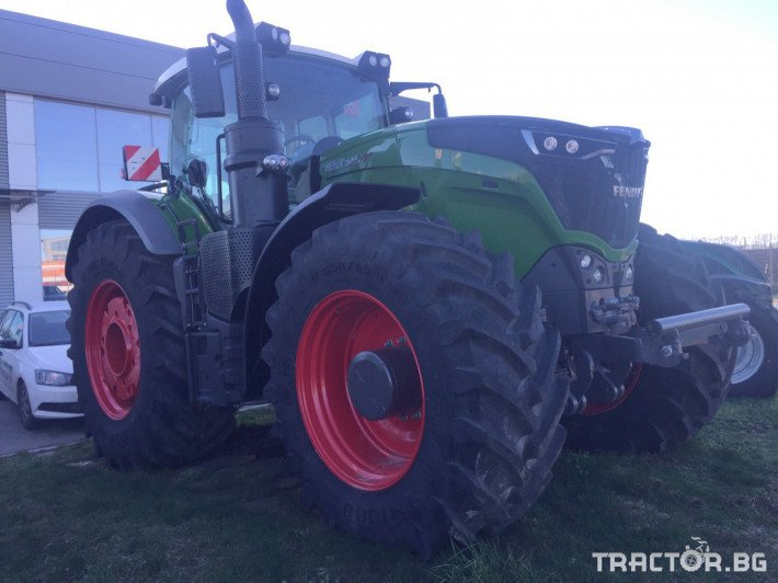 Трактори Fendt 1042 Vario Pоwer Plus 3 - Трактор БГ