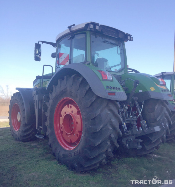 Трактори Fendt 1042 Vario Pоwer Plus 4 - Трактор БГ