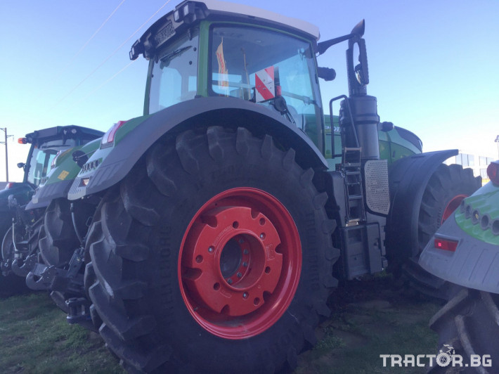 Трактори Fendt 1042 Vario Pоwer Plus 8 - Трактор БГ