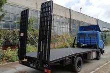 Автомобилна надстройка за транспорт на П.С.Т. и земеделска техника  БМД - Трактор БГ