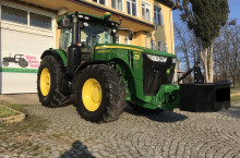 John-Deere 8335R POWER SHIFT НАВИГАЦИЯ ЛИЗИНГ - Трактор БГ