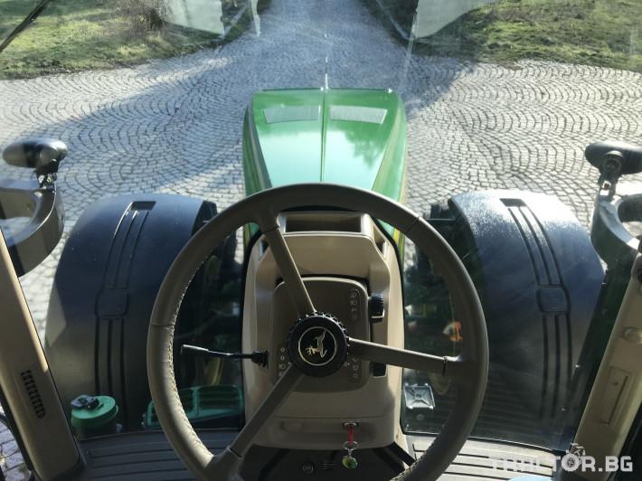 Трактори John-Deere 8335R POWER SHIFT НАВИГАЦИЯ ЛИЗИНГ 14 - Трактор БГ