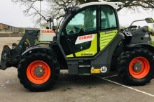 Claas SCORPION 7044 - Трактор БГ