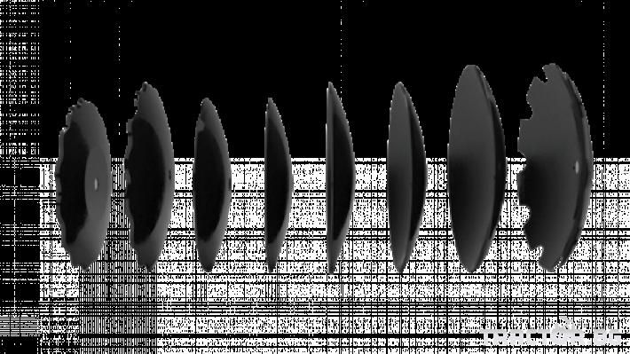 Части за инвентар ПРОМО ЦЕНА Гладки и назъбени дискове за брана O.F.A.S.    с размери 460х4 мм | 510х4мм | 610x5мм | 610х6мм 13 - Трактор БГ