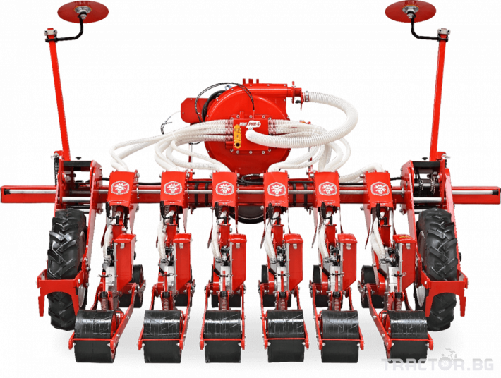Сеялки Сеялка за домати , моркови , пипер 2 - Трактор БГ