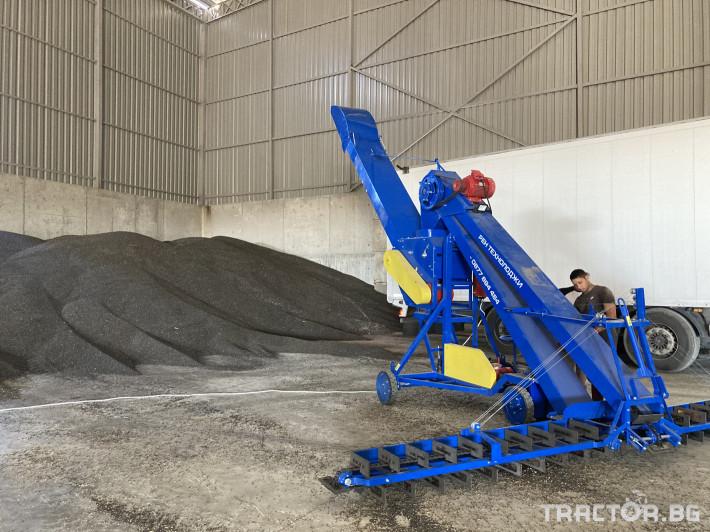 Обработка на зърно Зърнохвъргач ZZP-60 0 - Трактор БГ