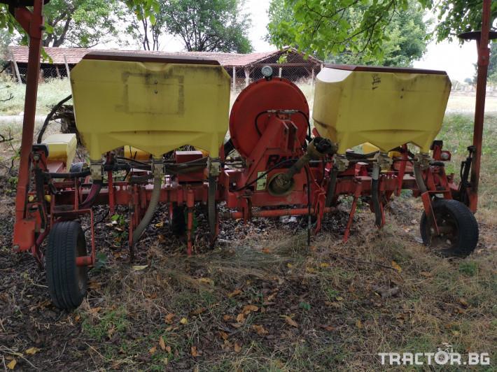 Сеялки Пролетна сеялка Rau sicam 1 - Трактор БГ