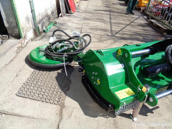 Машини за лозя / овошки Geo-Italy ОТКЛОНЯВАЩА ГЛАВА ЗА GEO MA 3 - Трактор БГ
