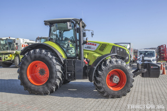 Claas Axion 850 Cebis ПРОДАДЕН!