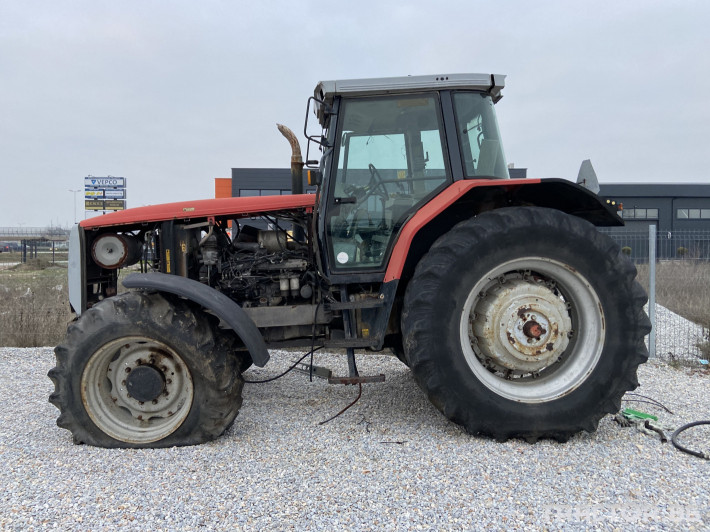 Трактори Massey Ferguson 8160 Цял за Части 0 - Трактор БГ