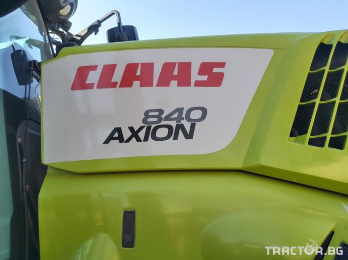 Трактори НАЛИЧЕН Трактор CLAAS модел AXION 840 CEBIS 4 - Трактор БГ