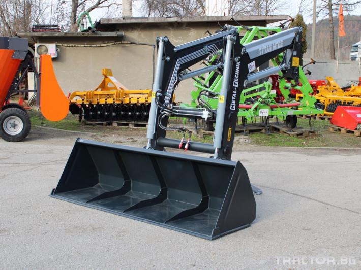 Челни товарачи Челни товарачи Metal-Technik MT-02 0 - Трактор БГ