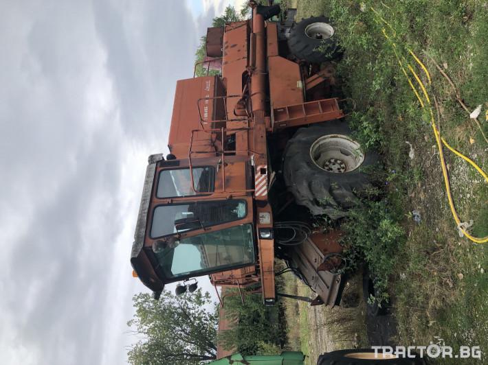 Комбайни Дон 1500 4 - Трактор БГ