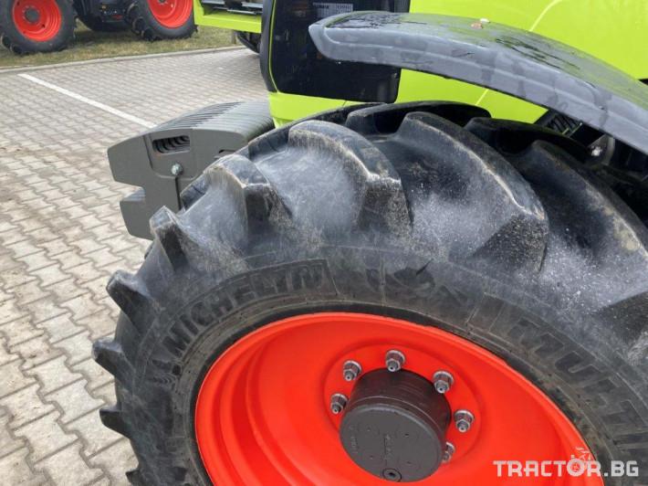 Трактори Claas Arion 430 15 - Трактор БГ