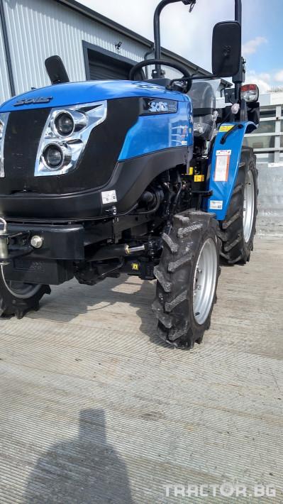 Трактори ТРАКТОР SOLIS S20 1 - Трактор БГ