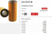 HIFI FILTER SH67010