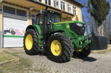 John-Deere 6175R COMMAND QUAD ЛИЗИНГ - Трактор БГ