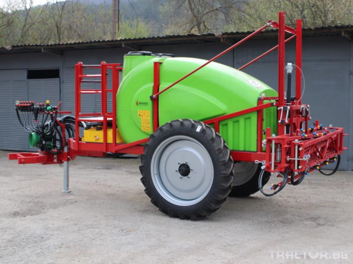 Пръскачки ПрикачнипръскачкиBRANDI 2000l/18 м. 6 - Трактор БГ