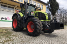 Claas AXION 930 CEBIS CMATIC НАВИГАЦИЯ ЛИЗИНГ - Трактор БГ