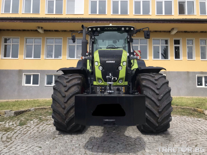 Трактори Claas AXION 930 CEBIS CMATIC НАВИГАЦИЯ ЛИЗИНГ 1 - Трактор БГ