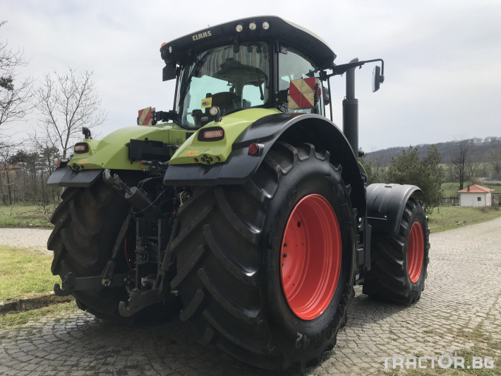 Трактори Claas AXION 930 CEBIS CMATIC НАВИГАЦИЯ ЛИЗИНГ 7 - Трактор БГ