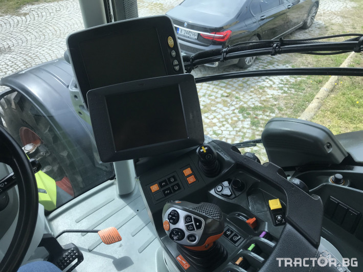 Трактори Claas AXION 930 CEBIS CMATIC НАВИГАЦИЯ ЛИЗИНГ 15 - Трактор БГ