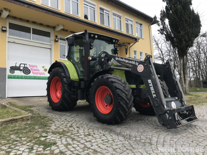 Claas ARION 630 CIS ЧЕЛЕН ТОВАРАЧ ЛИЗИНГ