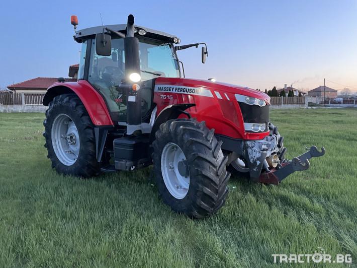 Трактори Massey Ferguson 7615 0 - Трактор БГ