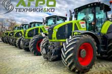 Claas LEXION 650 - Трактор БГ