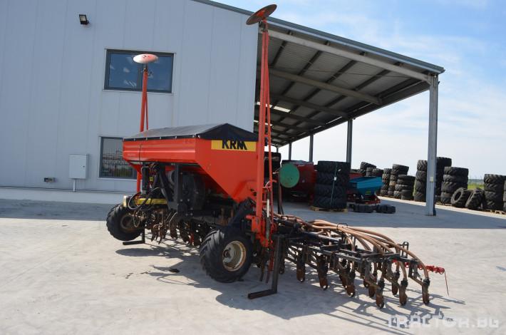 Сеялки Сеялка KRM Roger MR 306 - 6 метра 5 - Трактор БГ