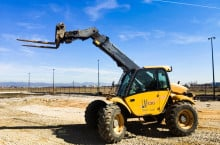 New-Holland LM430