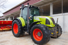 Claas Arion 630 Cebis - Трактор БГ