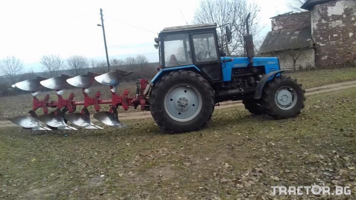 Трактори Беларус МТЗ 1221 0 - Трактор БГ