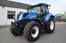 New-Holland T7.210 Powercommand SideWinder