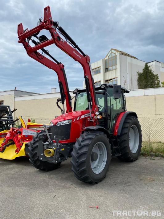 Трактори Massey Ferguson 5710MR Essenthial Kabine Allrad 0 - Трактор БГ