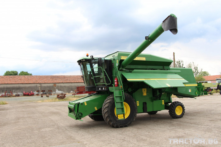 Комбайни John-Deere 2256 0 - Трактор БГ