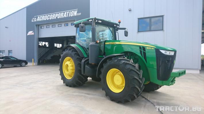 Трактори John-Deere 8310R *НА СКЛАД* 0 - Трактор БГ