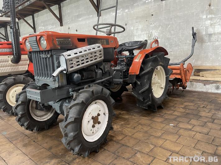 Трактори Kubota B7000 0 - Трактор БГ