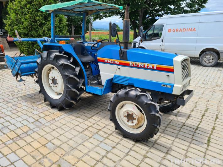 Трактори Mitsubishi 4200 0 - Трактор БГ