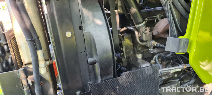 Трактори Claas ARES 577 ATZ 12 - Трактор БГ