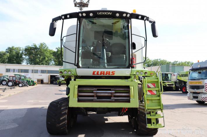 Комбайни Claas LEXION 770TT ЛИЗИНГ 0 - Трактор БГ