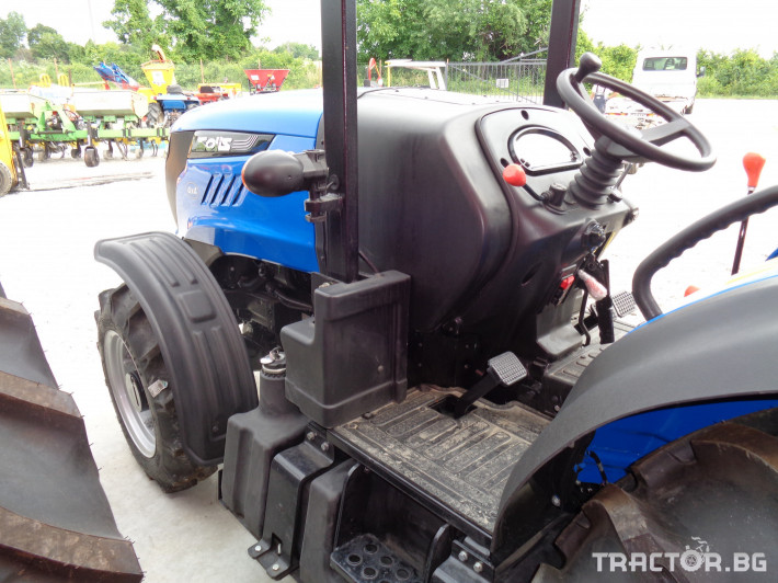 Трактори Solis ЛОЗАРО-ОВОЩАРСКИ ТРАКТОР SOLIS N90 ROPS 25 - Трактор БГ