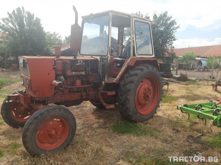 Трактори ЮМЗ 65 3 - Трактор БГ