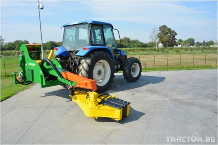 Машини за лозя / овошки Машина за друсане на орехи MONCHIERO Shaker VL08 4 - Трактор БГ