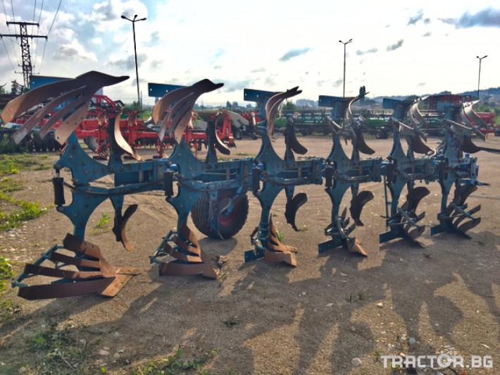 Плугове Lemken Плуг VARIOPAL Hydrix 5+1 L90 2 - Трактор БГ