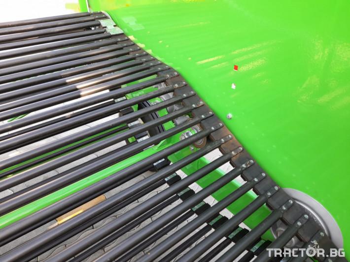 Машини за зеленчуци Двуредовикартофовадачки 2 - Трактор БГ